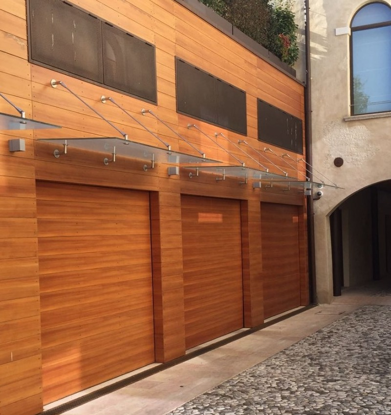 Porte sezionali per garage Aprico | TAGEDIL